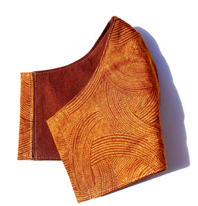 Fernwood Brown Face Mask with Filter