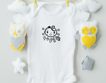 Load image into Gallery viewer, Birth Sign Onesie