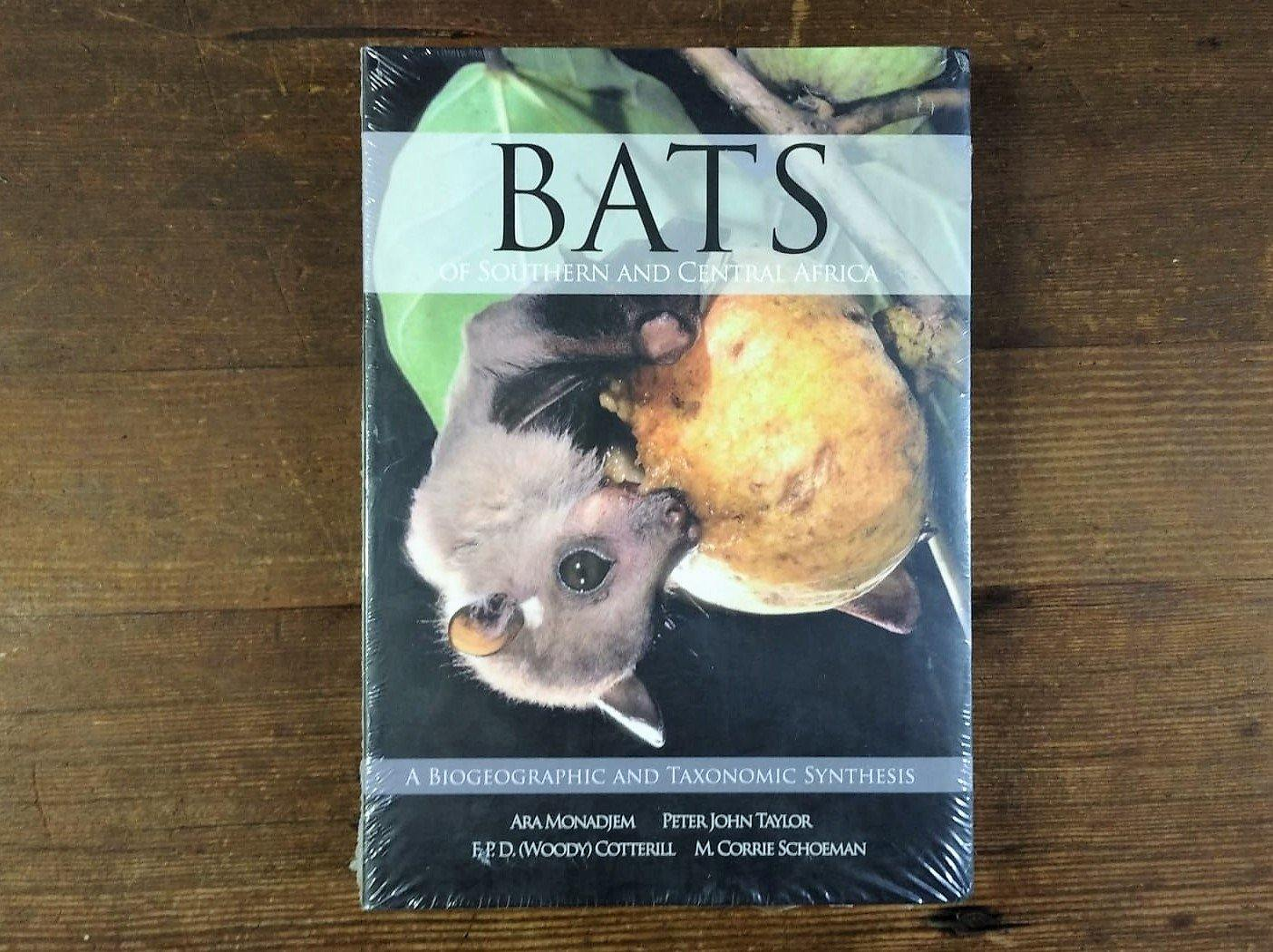 Bats of Southern and Central Africa - EcoSolutions - Shop Now | South Africa