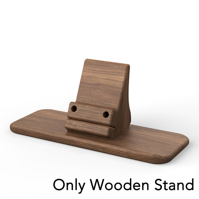 Wooden Dual Wireless Charger - Flurrel