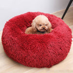 Load image into Gallery viewer, Flurrel Fluffy Luxurious And Comfortable Faux Fur Pet Lounger