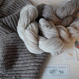 SUSTAINABLE CASHMERE® TWO-PLY SKEINS - 30 GRAMS