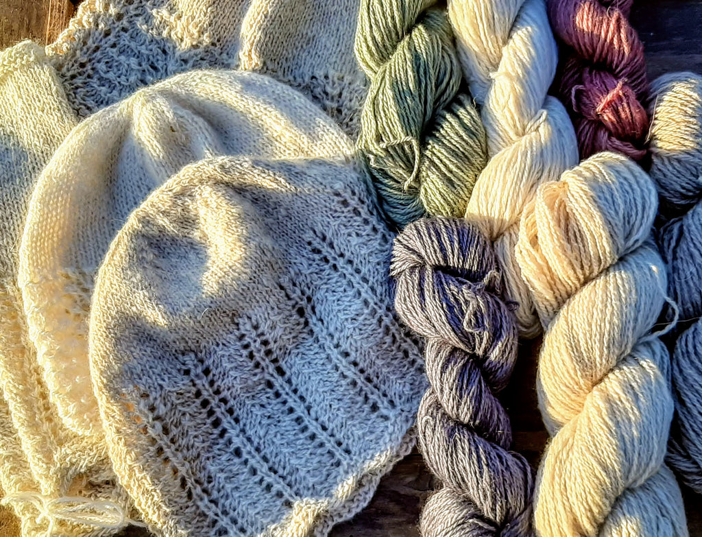SUSTAINABLE CASHMERE® TWO-PLY and THREE-PLY SKEINS