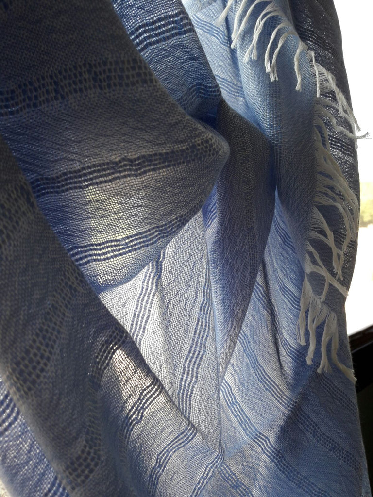 BARRE Cashmere & Silk Shawl
