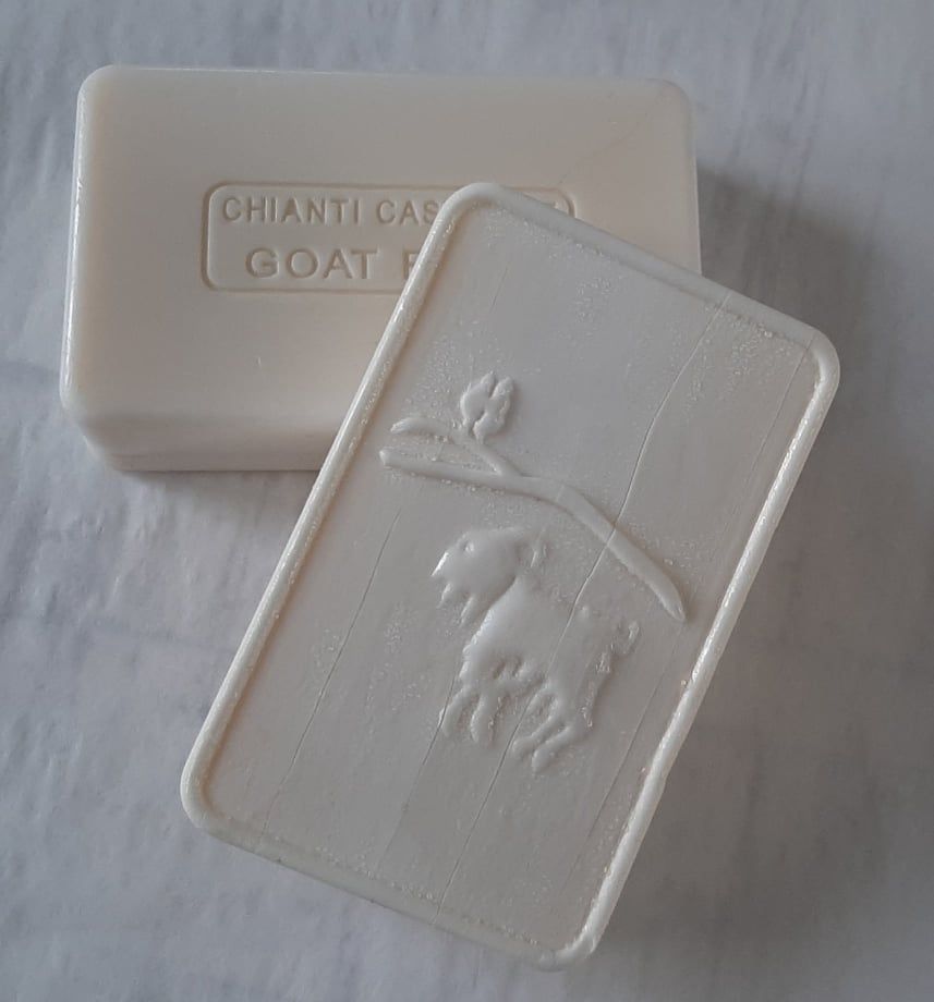 CASHMERE GOAT'S MILK BATH SOAP Corona Offer:  5 bars