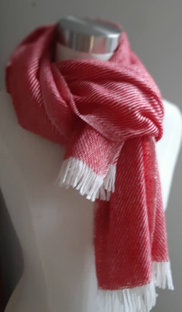 UNISEX SCARVES 100% Two-ply Cashmere