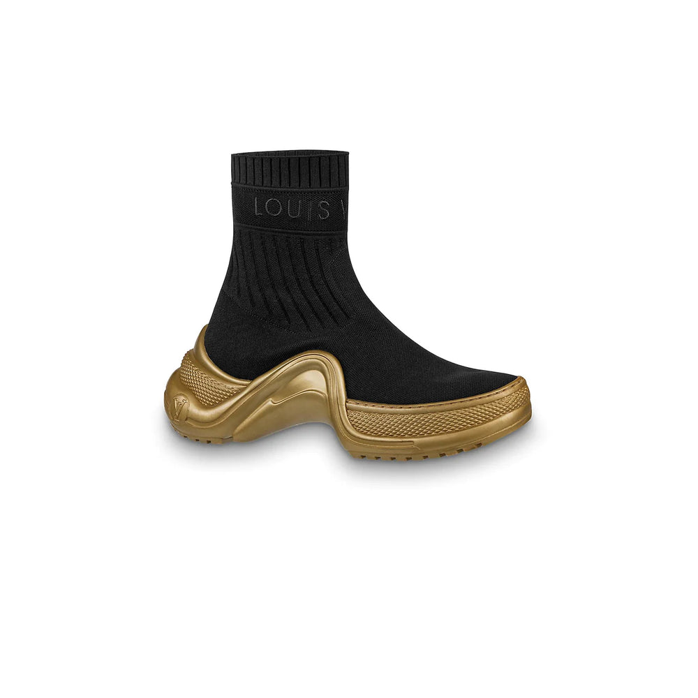 Archlight Sock BLACK GOLD