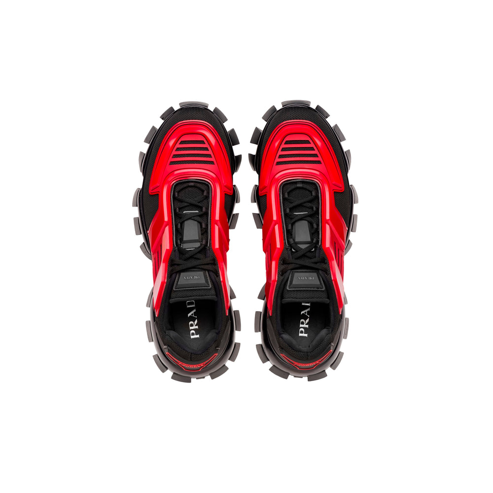 Cloudbust Thunder BLACK RED