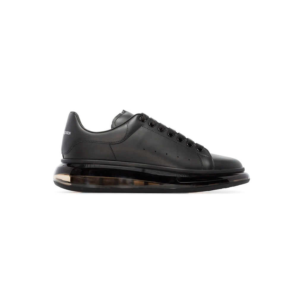 Oversized Sneaker Clear Sole BLACK