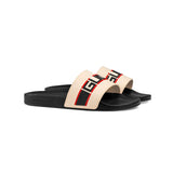 Sandals LOGO STRIPES