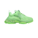 Triple-S CLEAR SOLE GREEN