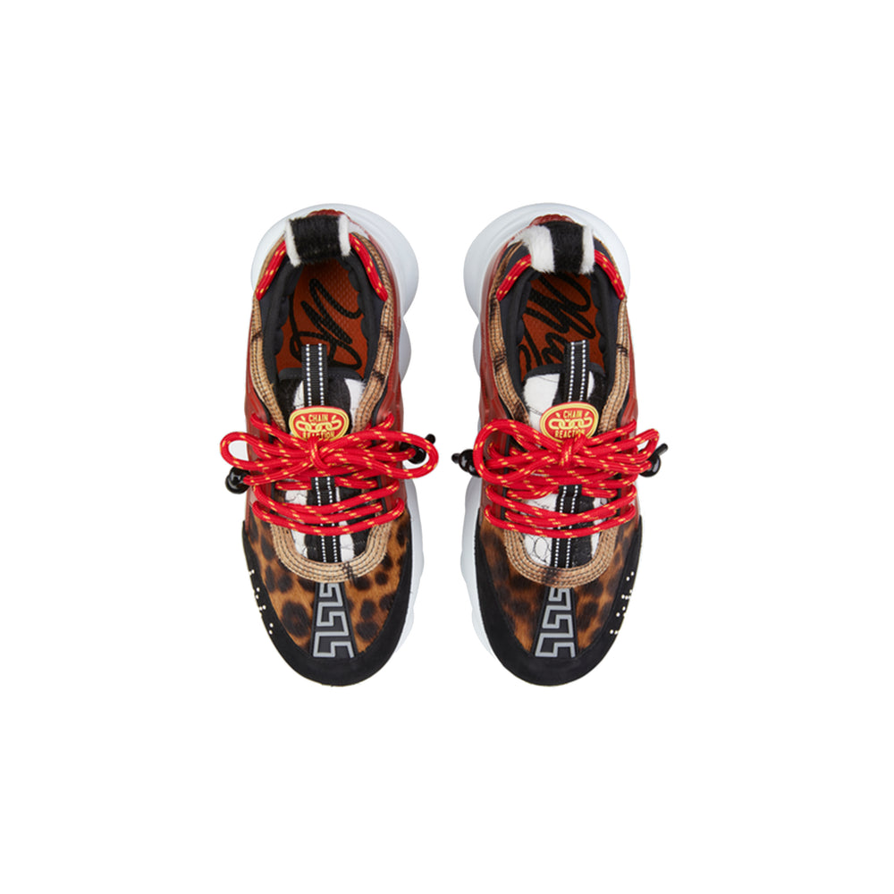 Chain Reaction Sneaker ANIMALIER