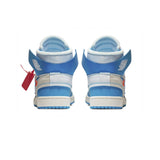Air Jordan 1 High OG x Off White UNIVERSITY BLUE