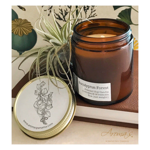 Eucalyptus Forest Candle