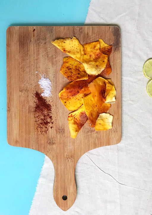 Dried Mangos w/ Chile & Lemon