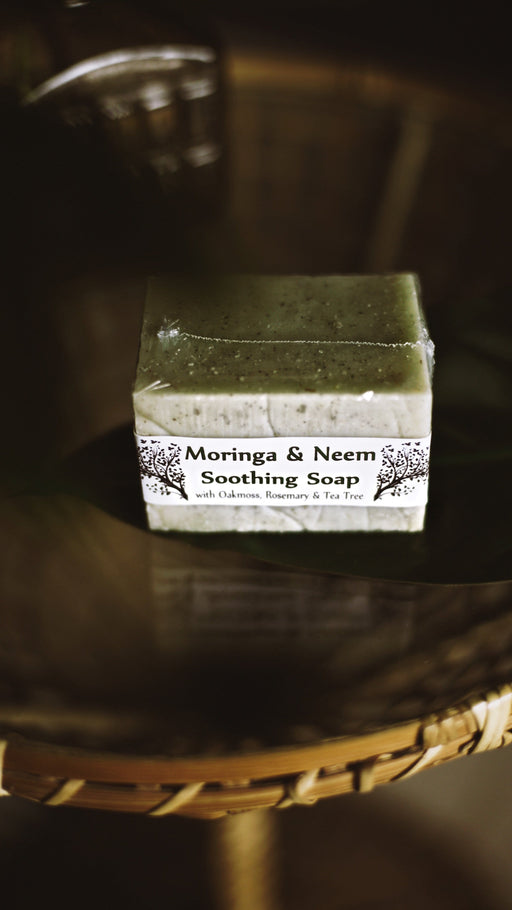 Moringa and Neem Soothing Soap