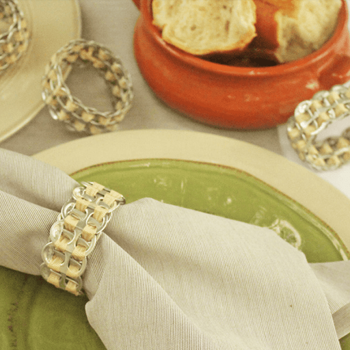 Can Tab Napkin Rings