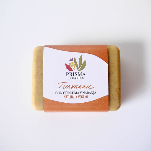 Turmeric & Orange Body Soap