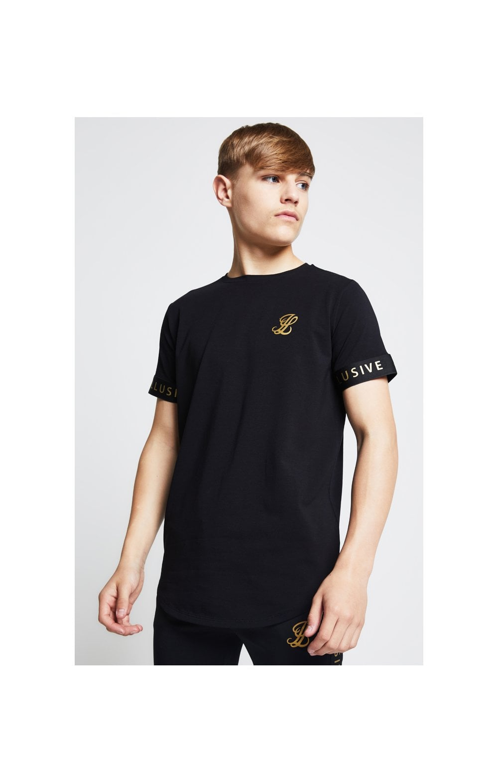 Charger l'image dans la galerie, Illusive London Tech Tee - Black (1)