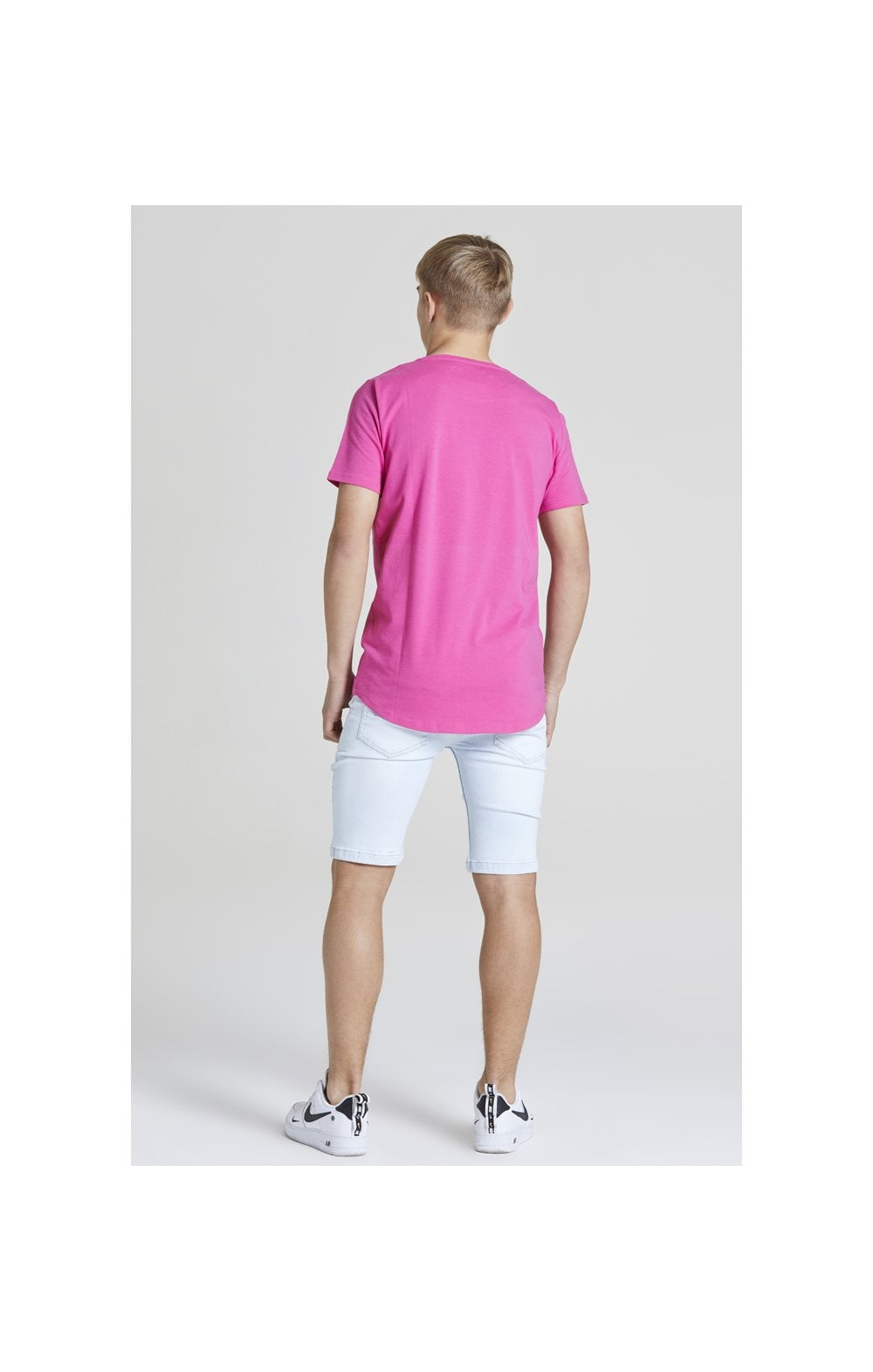 Illusive London Core T-Shirt - Rose (4)