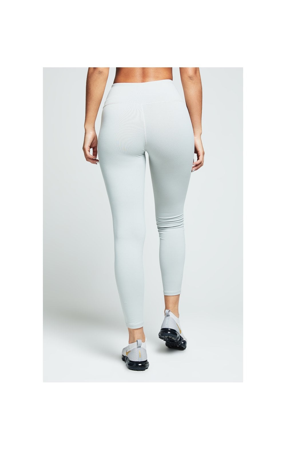 SikSilk Gym Leggings – Grey (4)
