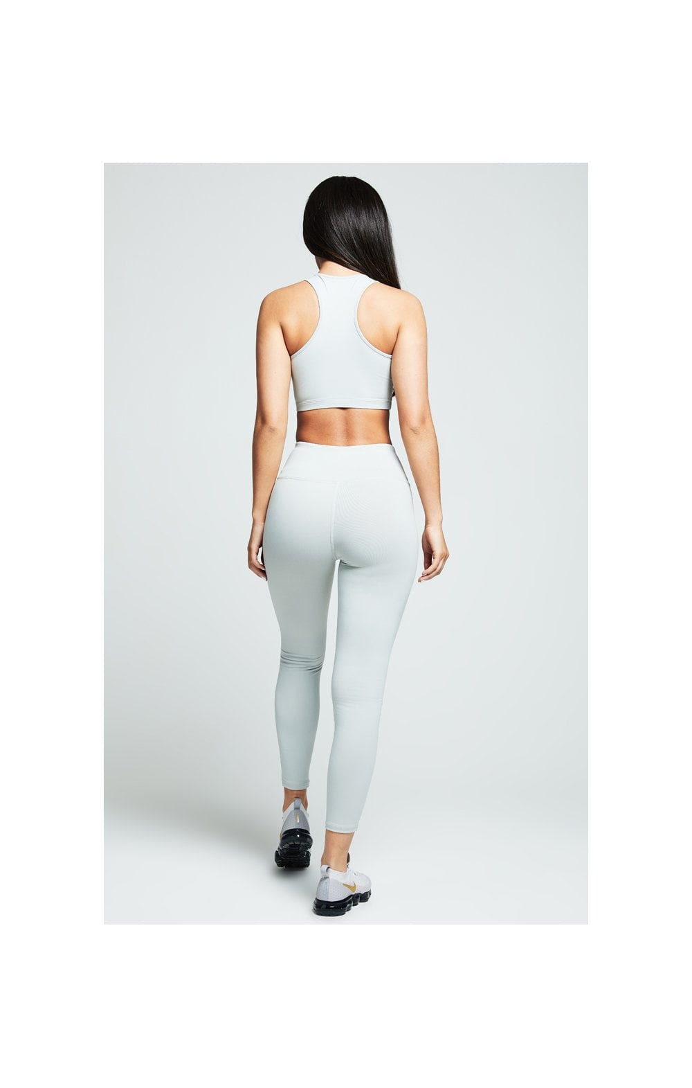 SikSilk Gym Leggings – Grey (7)