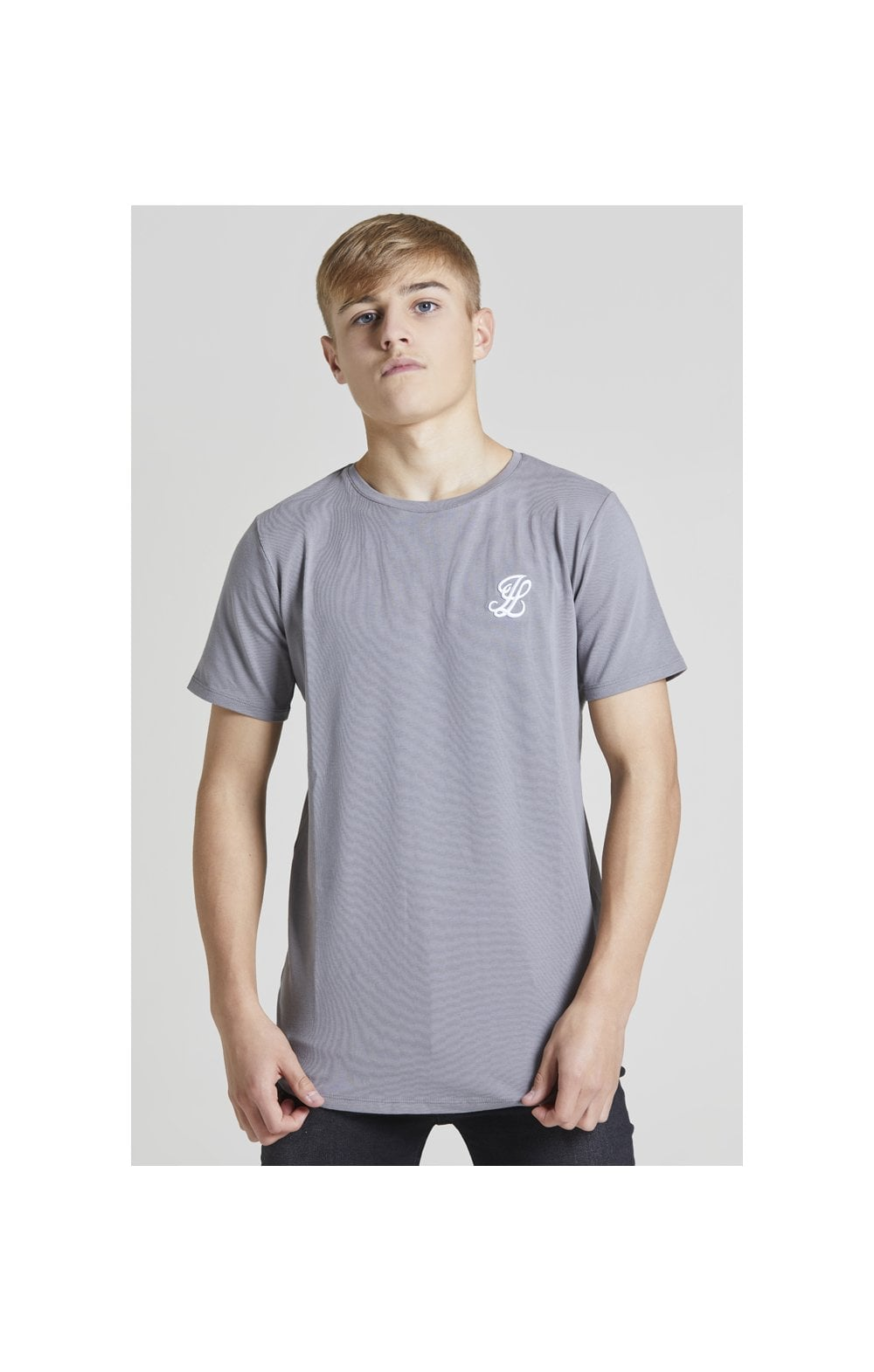 Illusive London S/S Core Tee - Grey