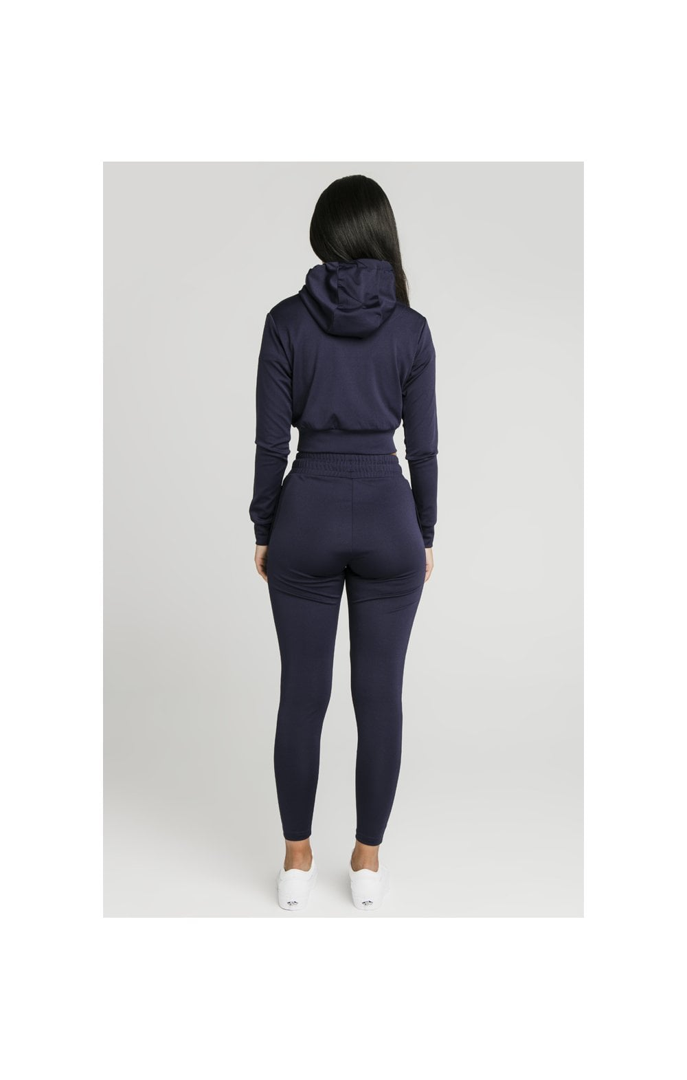 SikSilk Zonal Track Top - Navy (5)