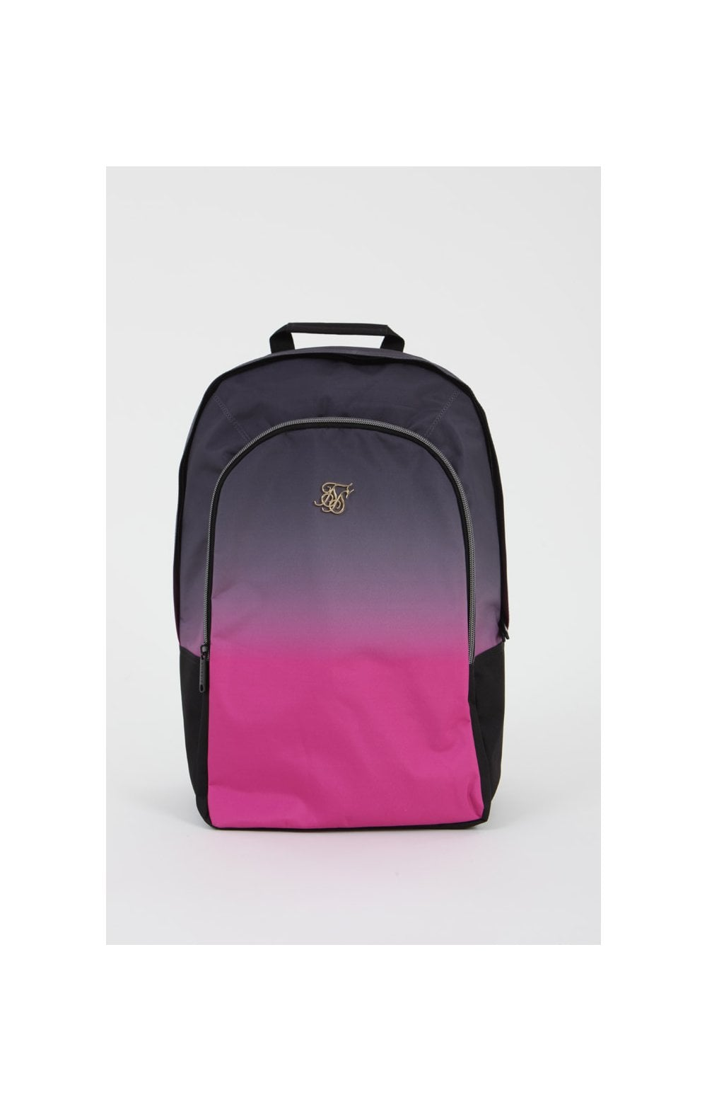 SikSilk Fade Bacpack - Grey & Pink