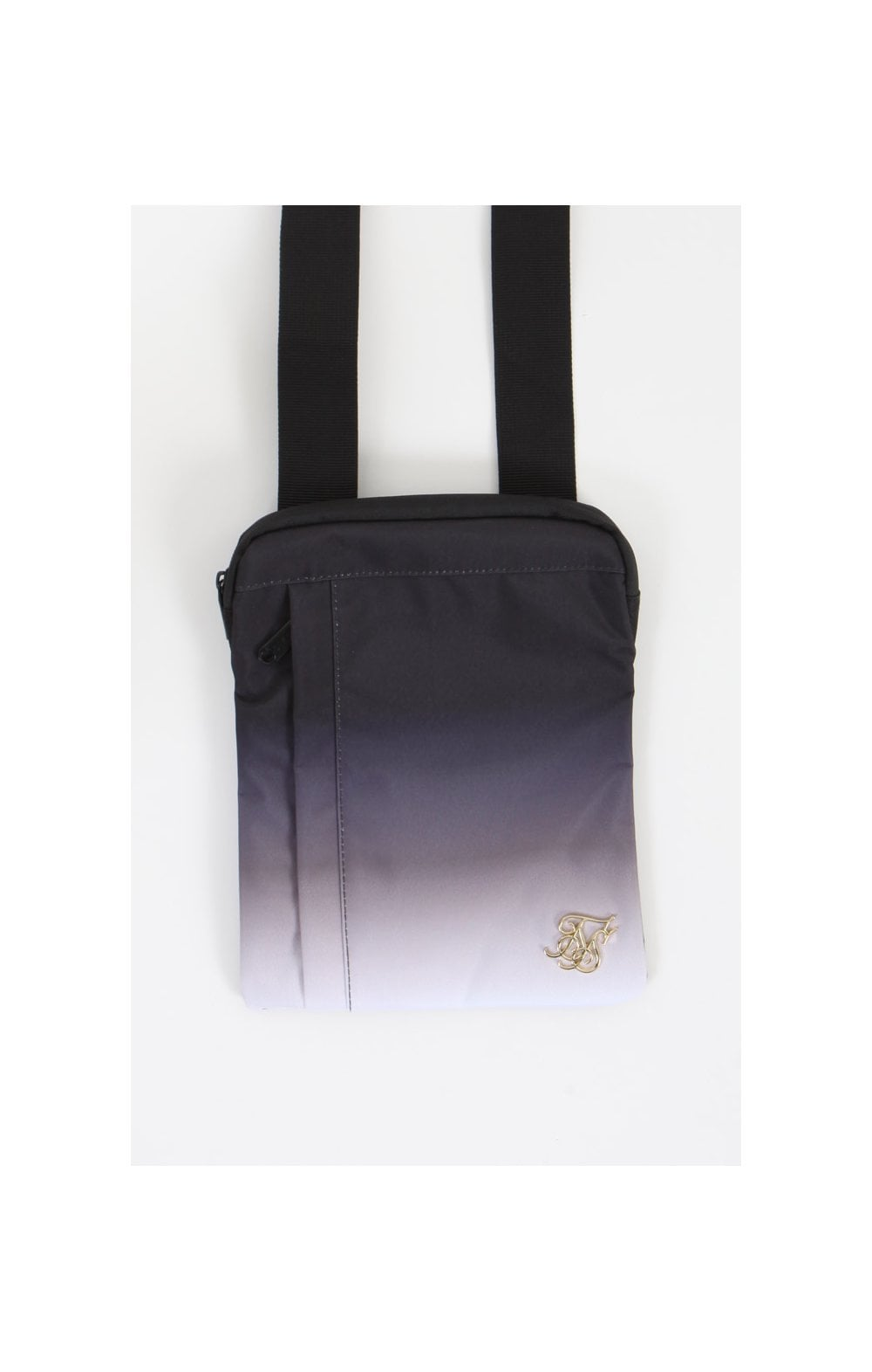 SikSilk Fade Flight Bag - Black & White