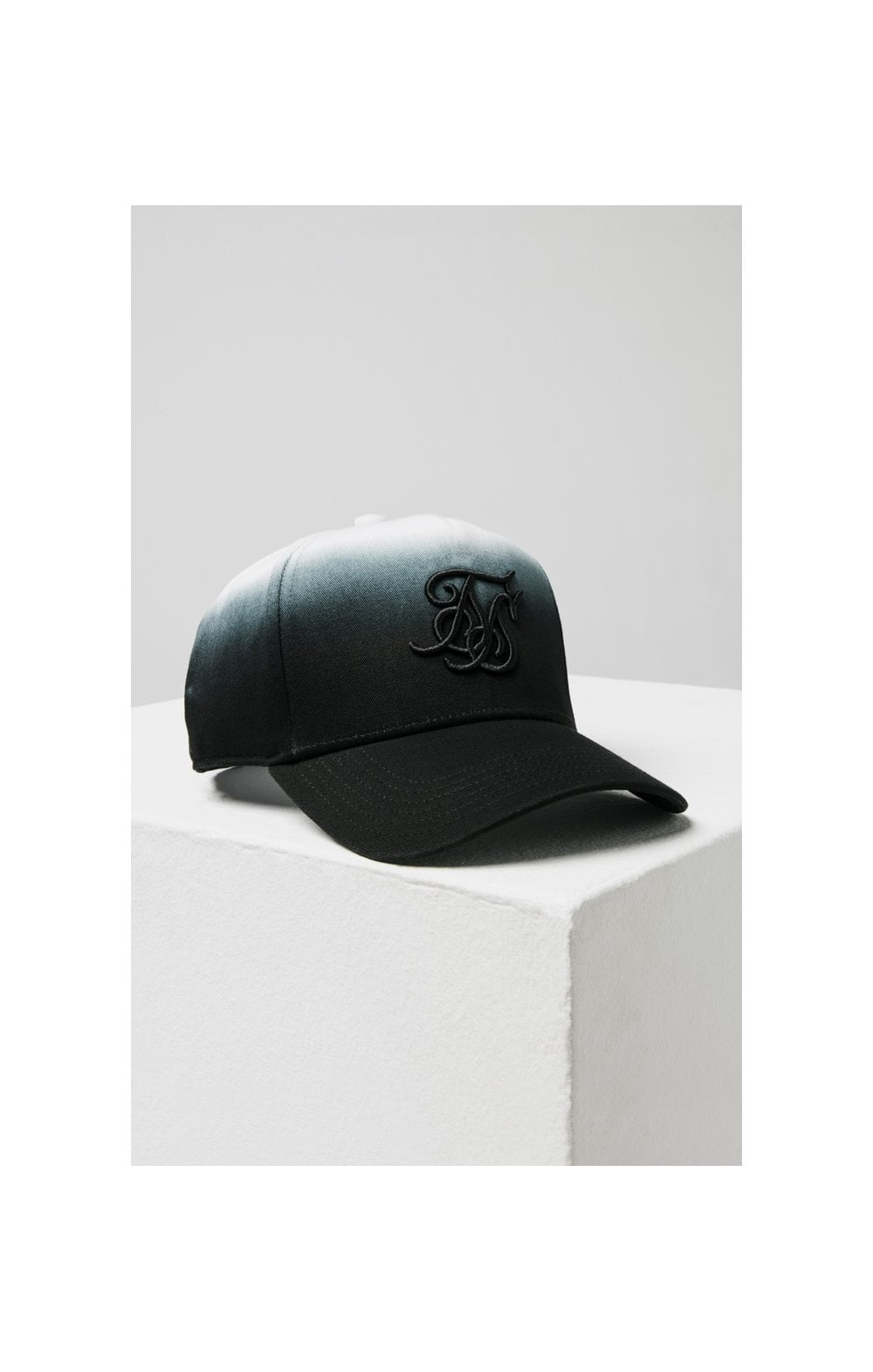SikSilk Full Trucker - Black (2)