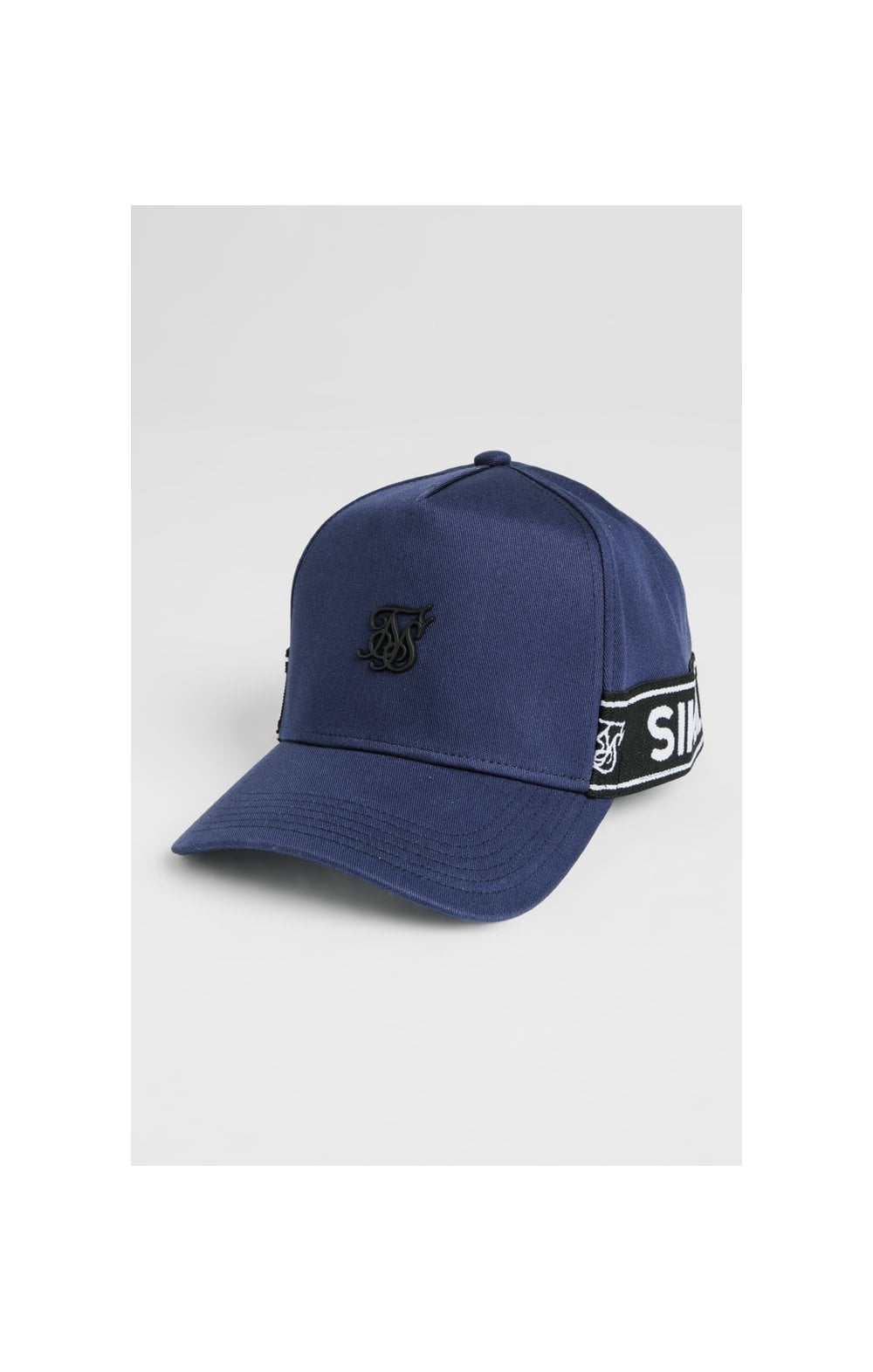 Charger l'image dans la galerie, SikSilk Stretch Fit Full Trucker - Navy