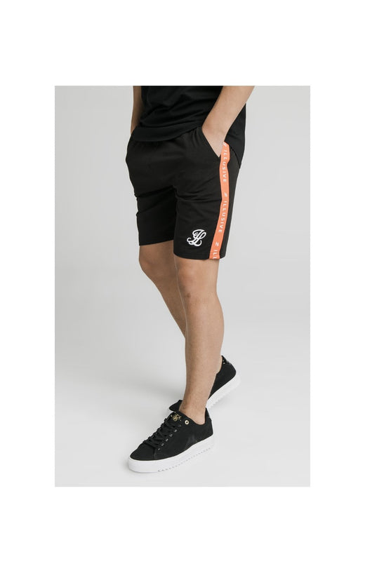 Illusive London Tape Shorts - Black