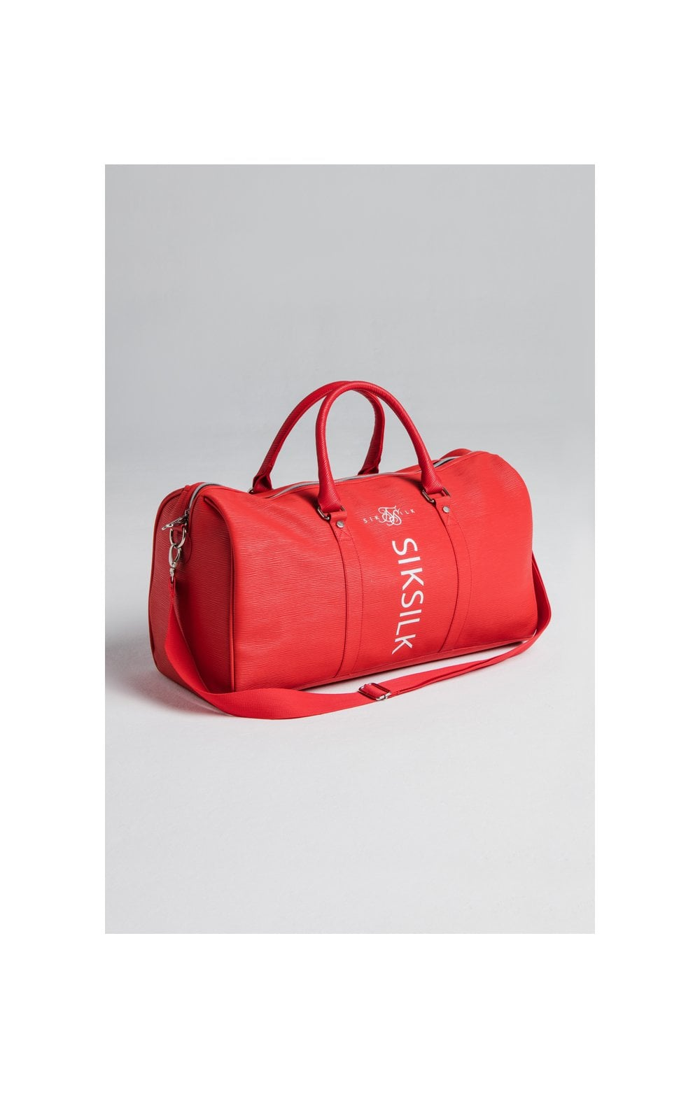 SikSilk Elite Holdall – Red