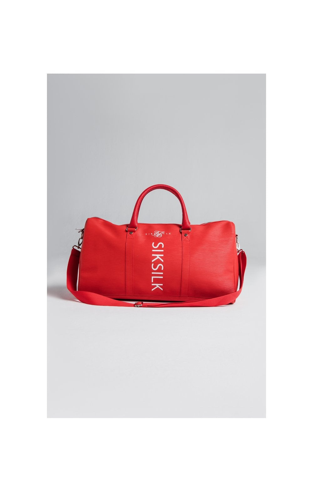 SikSilk Elite Holdall – Red (4)