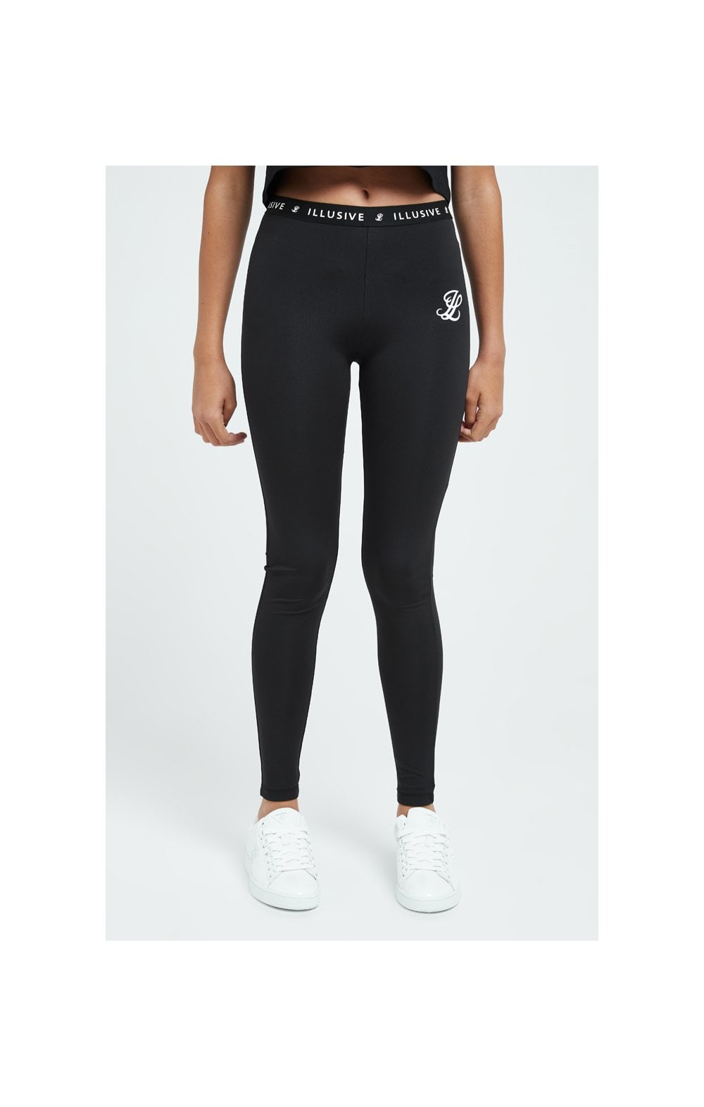 Illusive London Core Leggings - Black