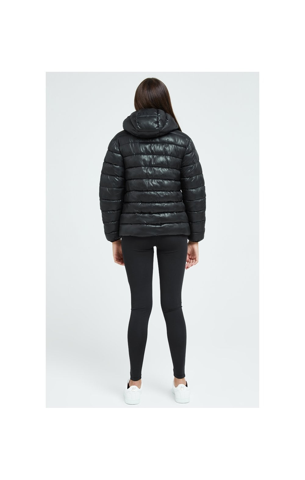 Illusive London Bubble Jacket - Black (6)