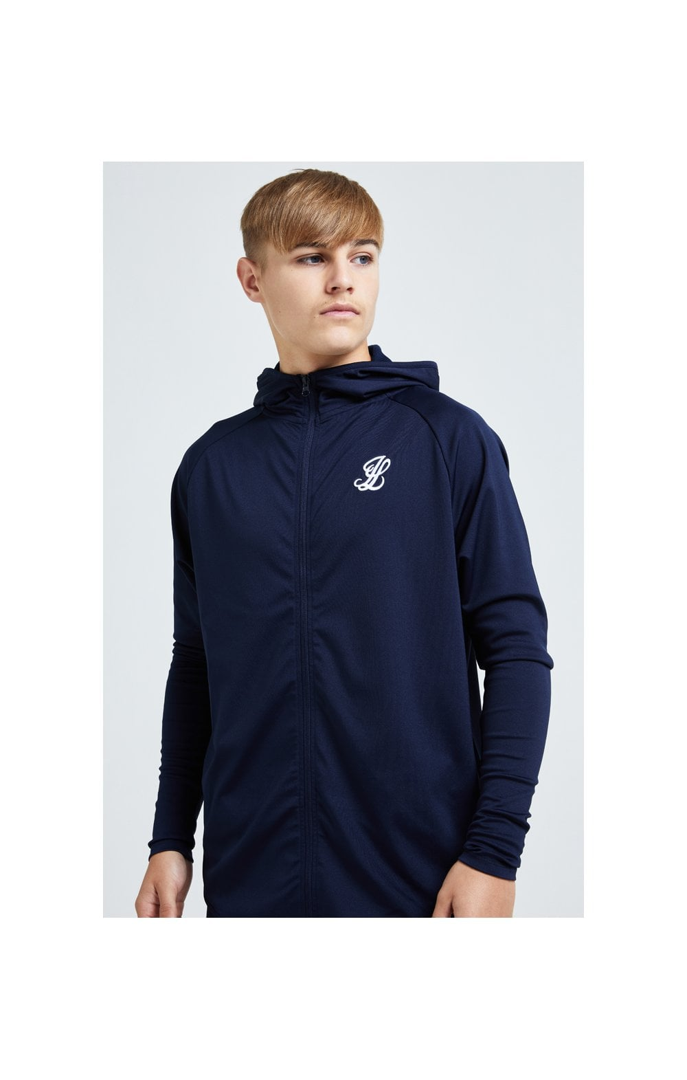 Illusive London Core Athlete Hoodie - Navy
