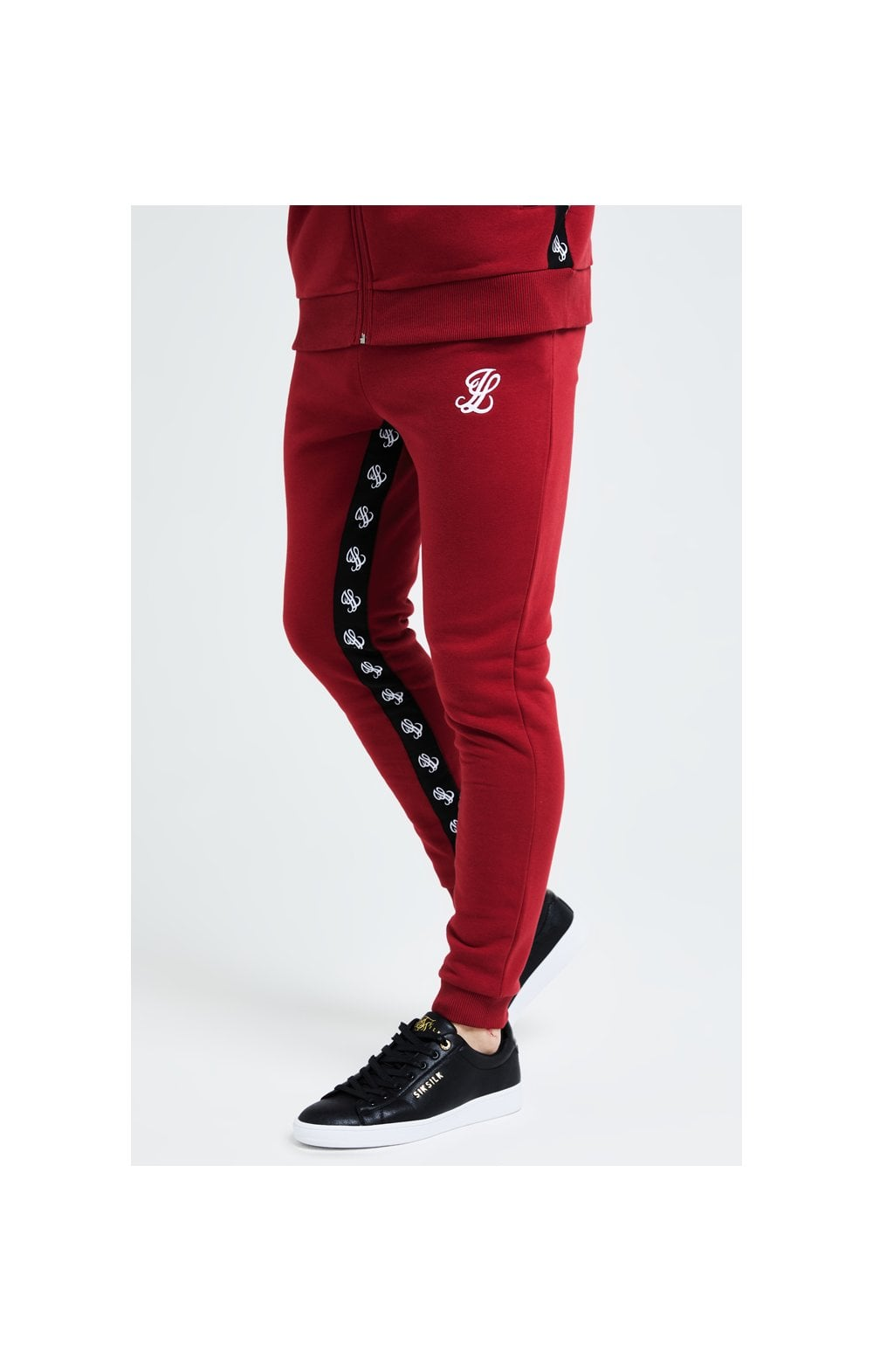 Illusive London Gravity Joggers - Red