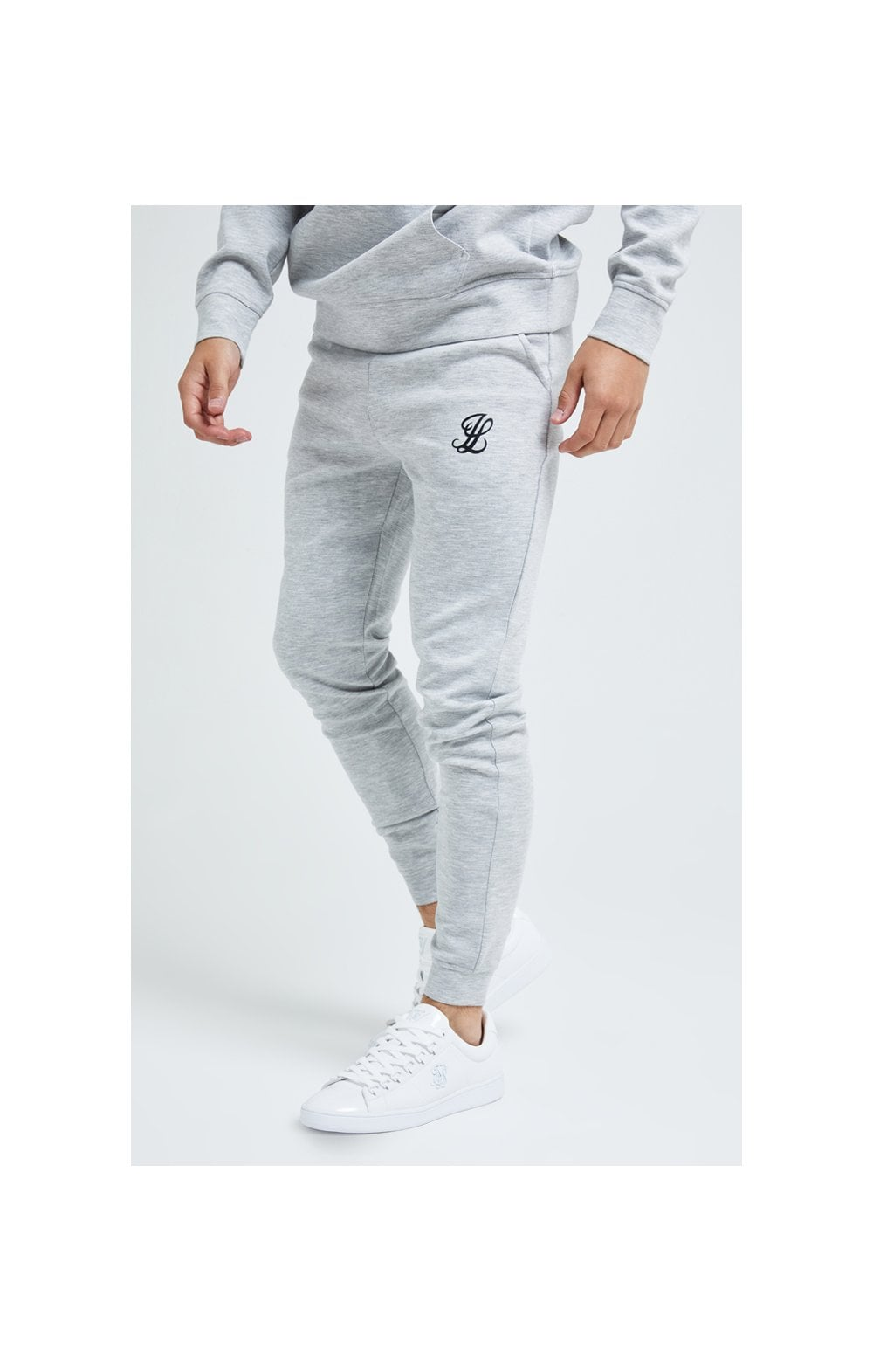 Illusive London Dual Joggers - Grey