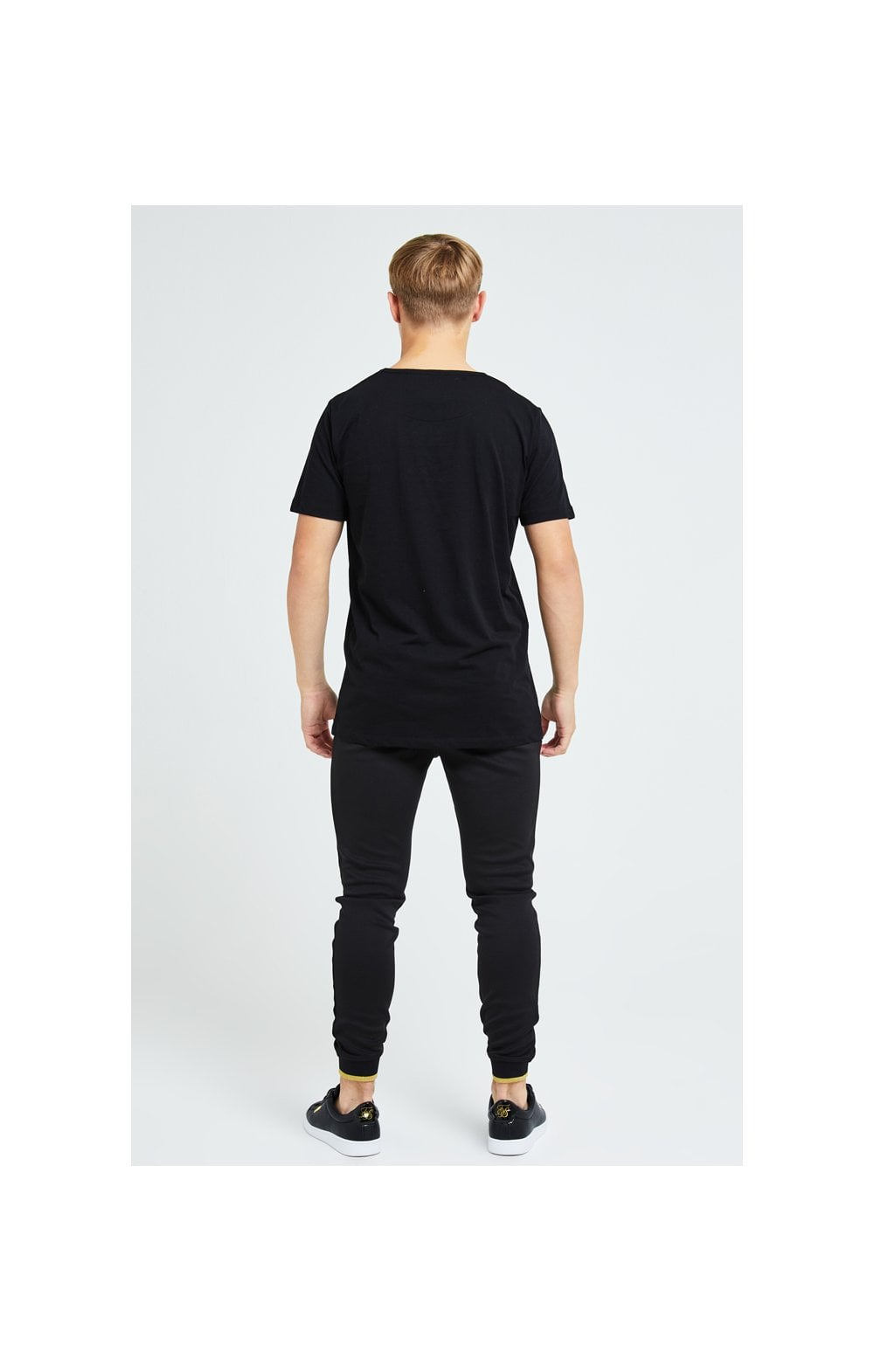 Illusive London Sovereign Tee - Black & Gold (5)
