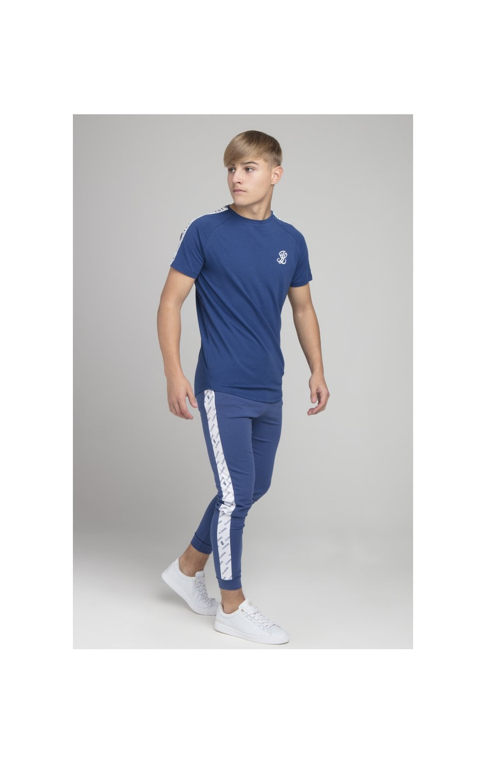 Illusive London Taped Core Tee - Royal Blue (3)
