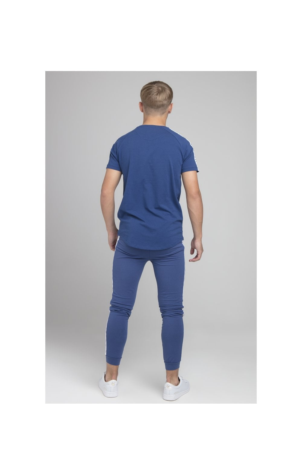 Illusive London Taped Core Tee - Royal Blue (5)