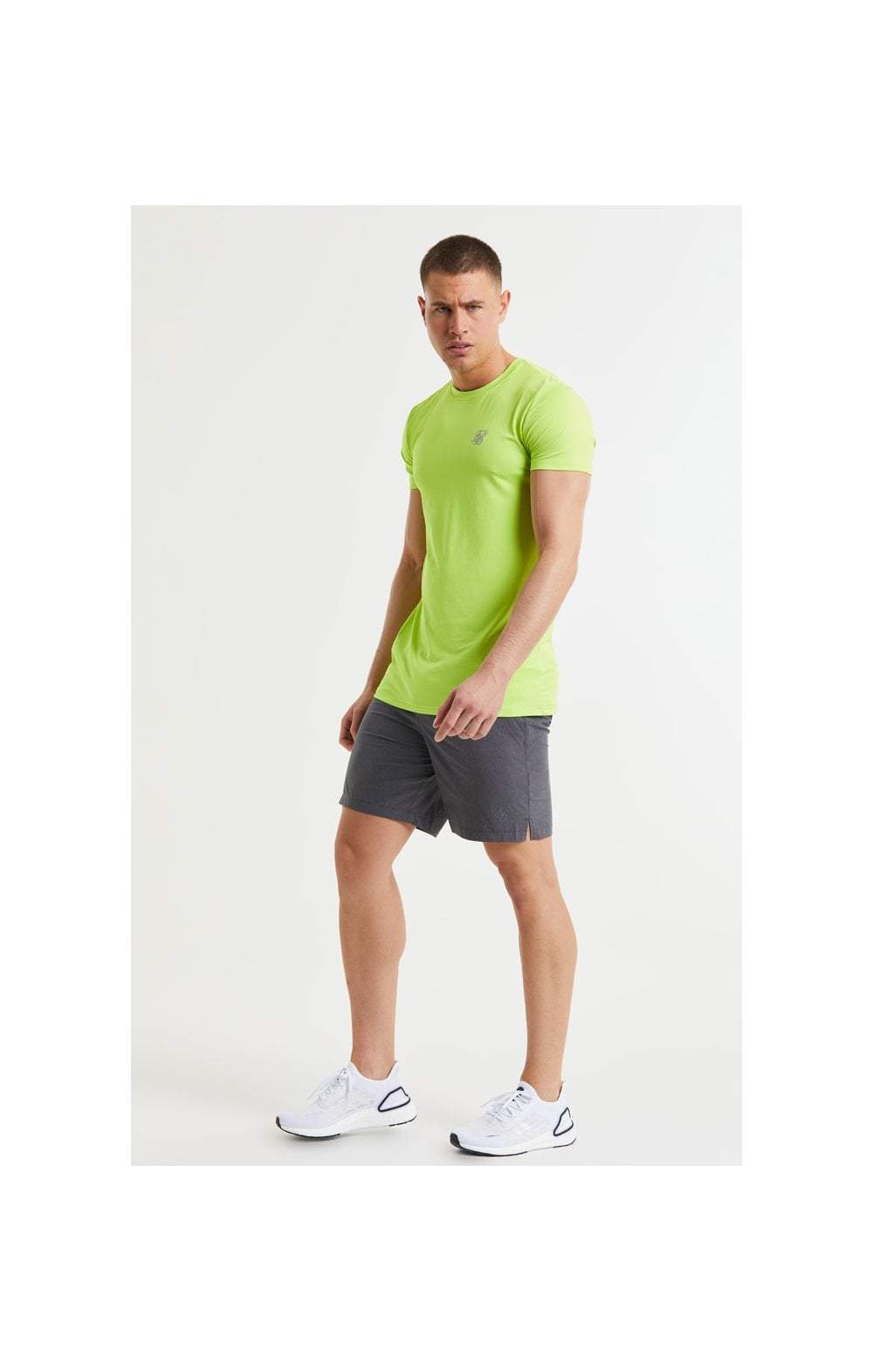 SikSilk Core Poly Tee - Yellow (4)