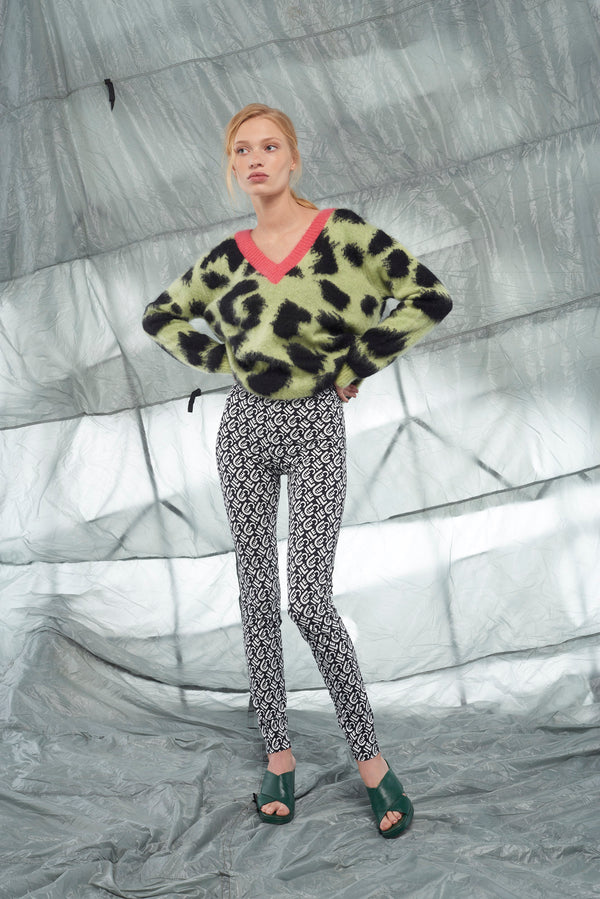 Cecile All Over Fifi Leggings