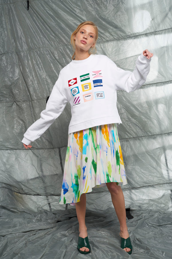 Flags Alexis Sweatshirt