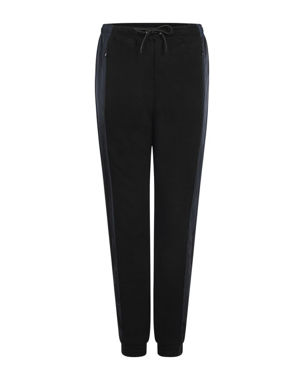 Colour Block Panelled Track Pants