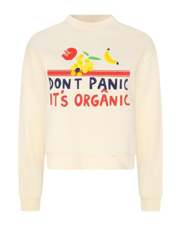 Dont Panic It's Organic Alexis Side Zip Sweatshirt