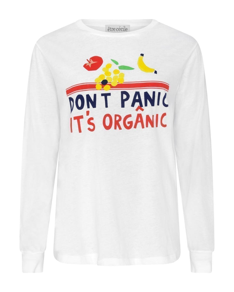Dont Panic It's Organic Camille Long Sleeve T-Shirt