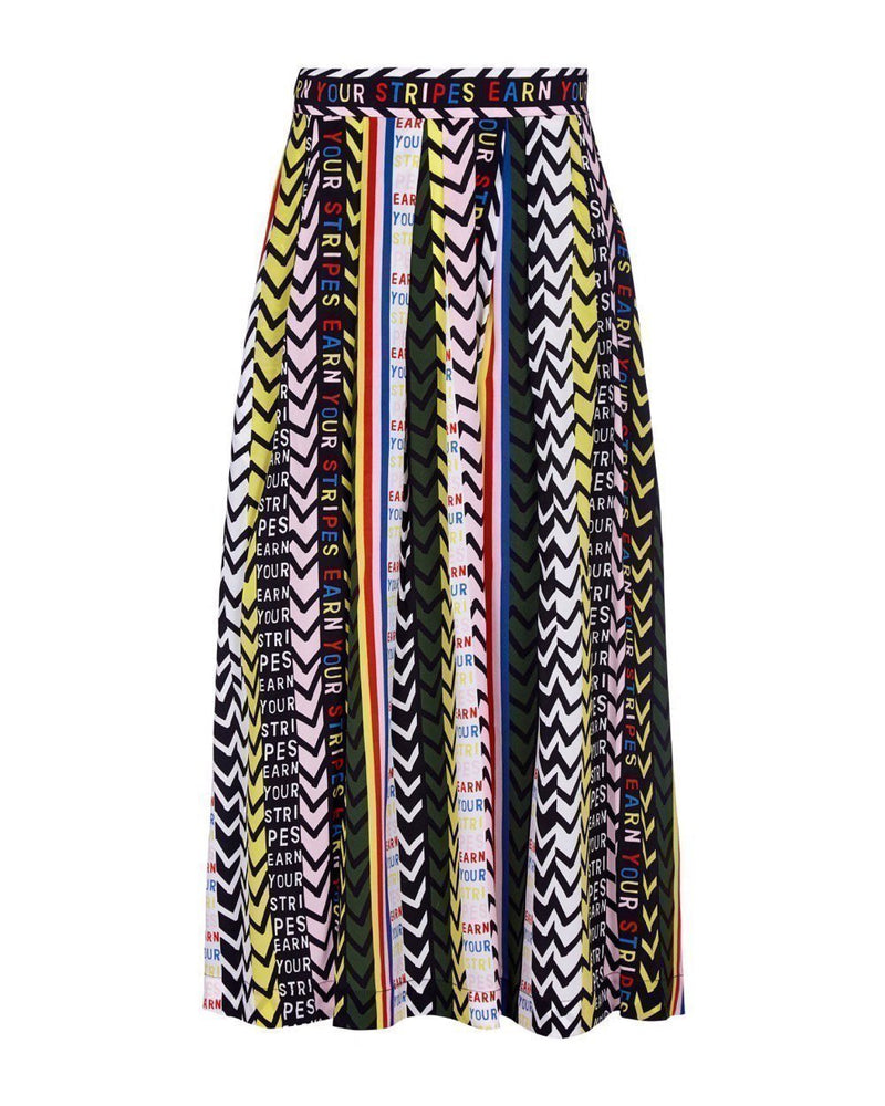 Earn Your Stripes Amelie Skirt